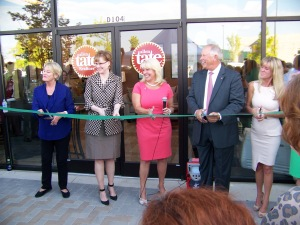 8.13.14 Greenville Ribbon Cutting