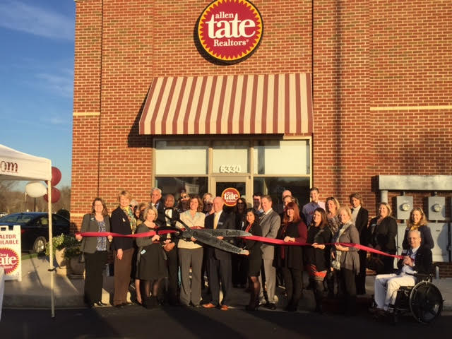 Local Community Celebrates Grand Opening Of Allen Tate